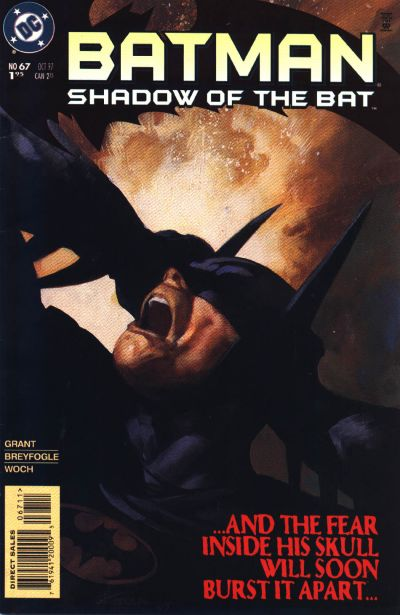 Batman: Shadow of the Bat Vol 1 67