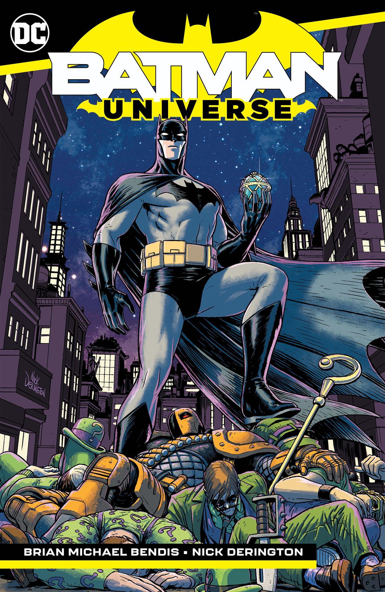 Batman: Universe (Collected)