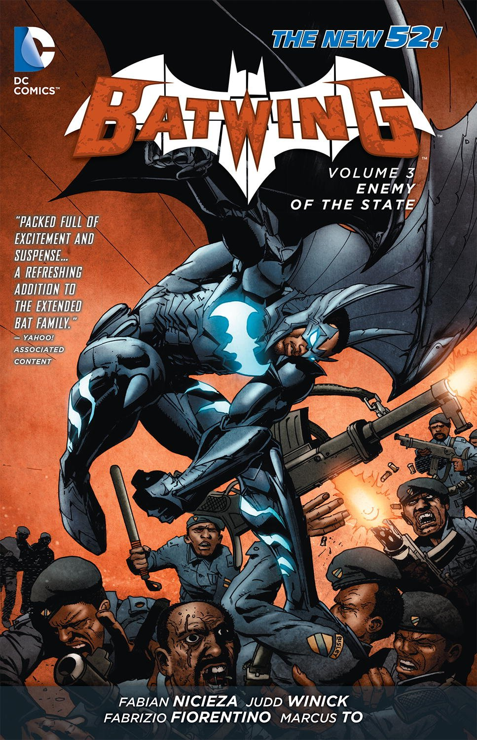 Batwing: Enemy of the State (Collected)