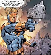 Booster Gold Dark Multiverse Infinite Crisis 001