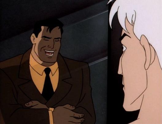 Batman (1992 TV Series) Episode: The Forgotten
