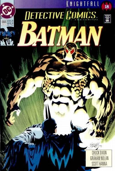 Detective Comics Vol 1 666
