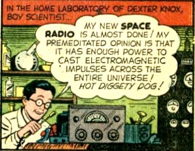 Dexter Knox (Earth-S)