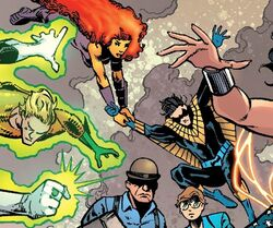 Dick Grayson and Koriand'r Dark Multiverse Death of Superman 01.jpg