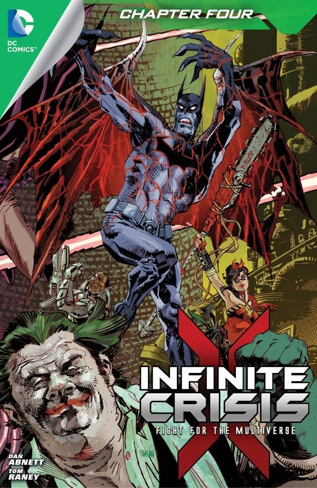 Infinite Crisis: Fight for the Multiverse Vol 1 4 (Digital)