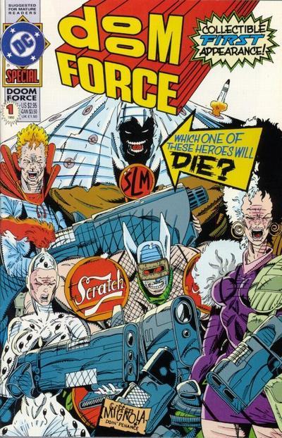 Doom Force Special Vol 1 1