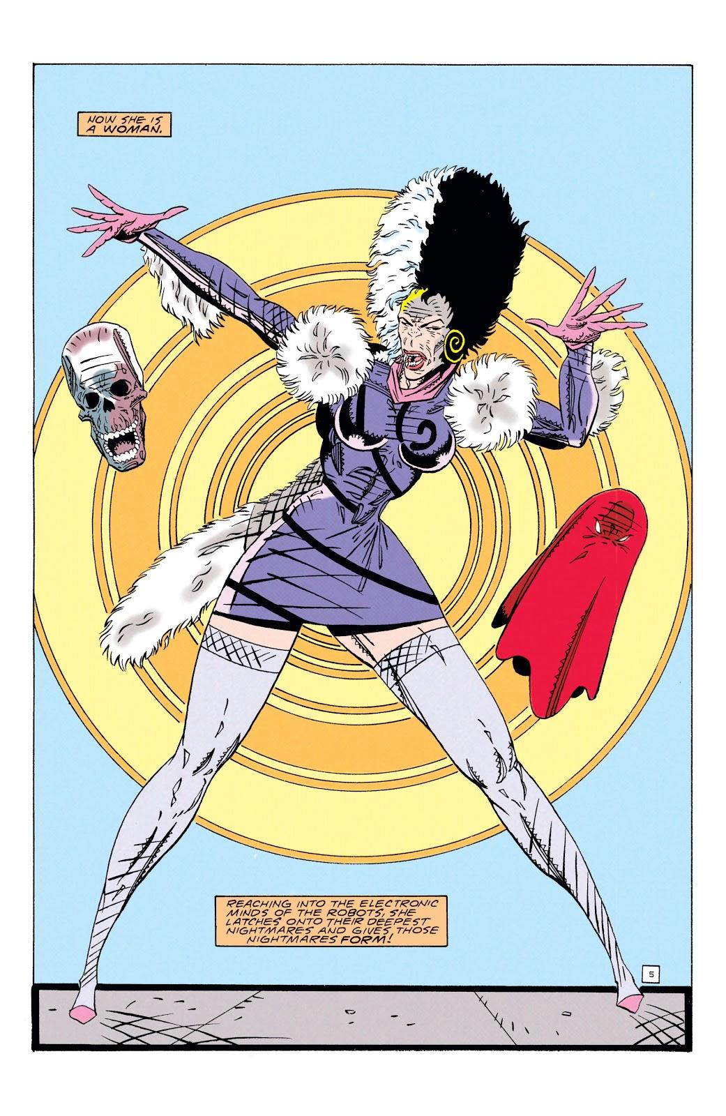 Dorothy Spinner (Doom Force)
