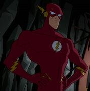 Flash The Batman 001