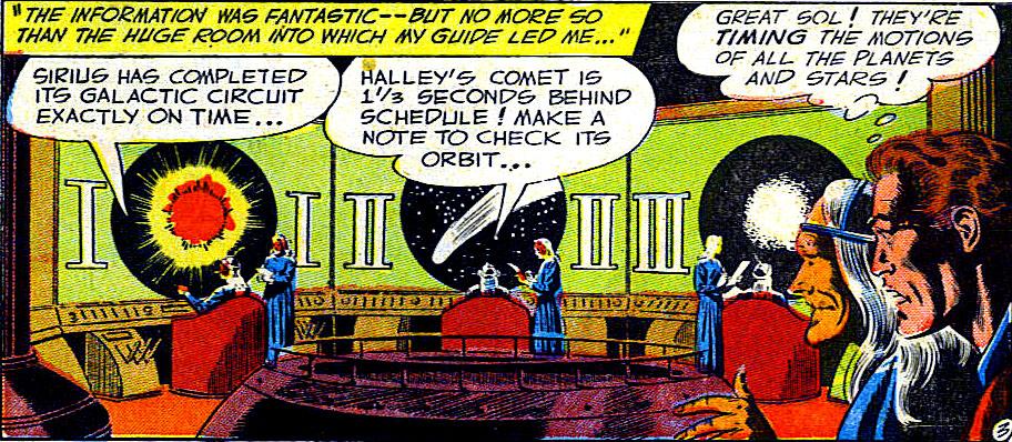 Guardians of the Clockwork Universe