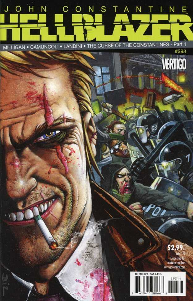 Hellblazer Vol 1 293