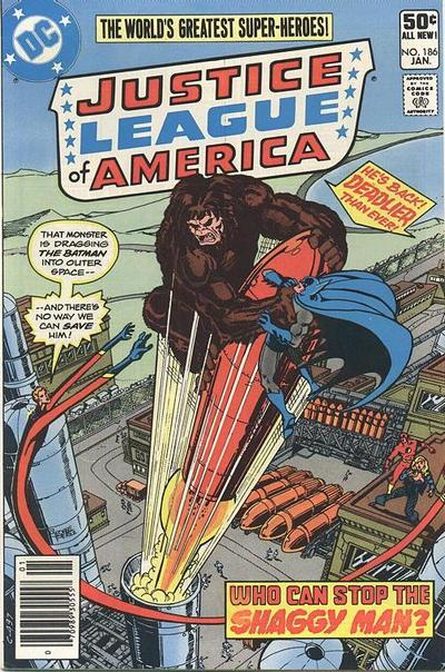 Justice League of America Vol 1 186
