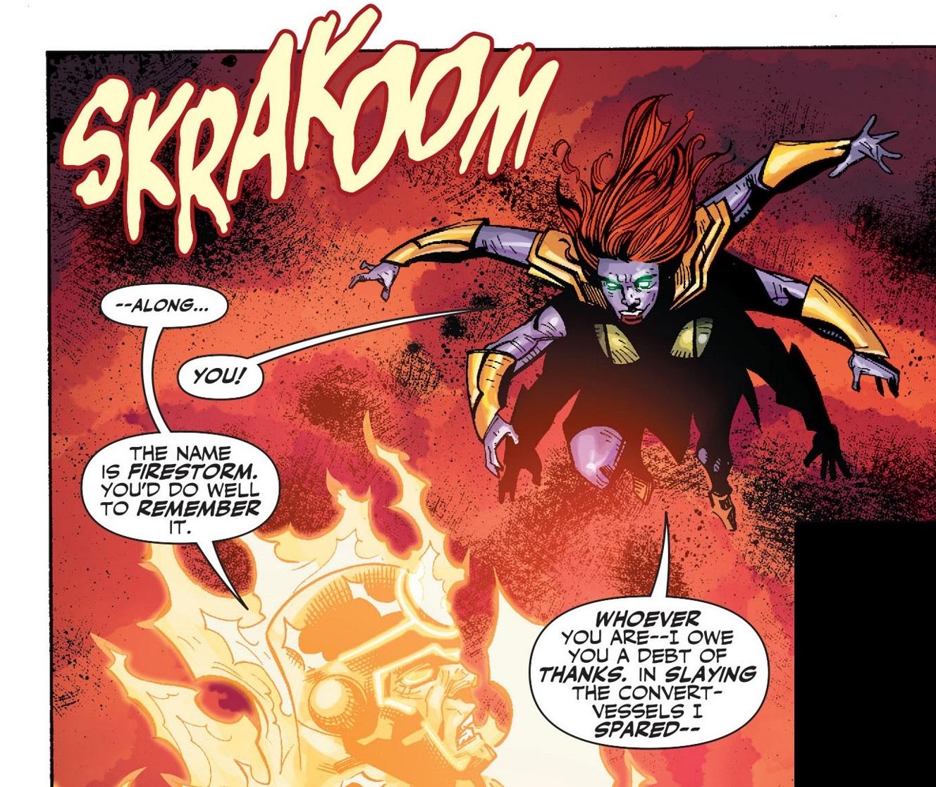 Kali (Justice League 3000)