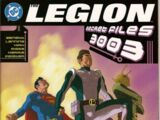 The Legion Secret Files Vol 1 3003