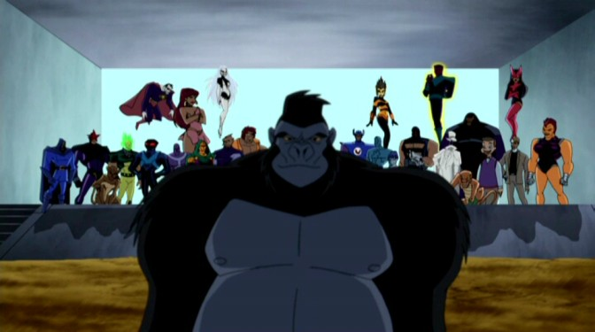 Justice League Unlimited (TV Series) Episode: I Am Legion
