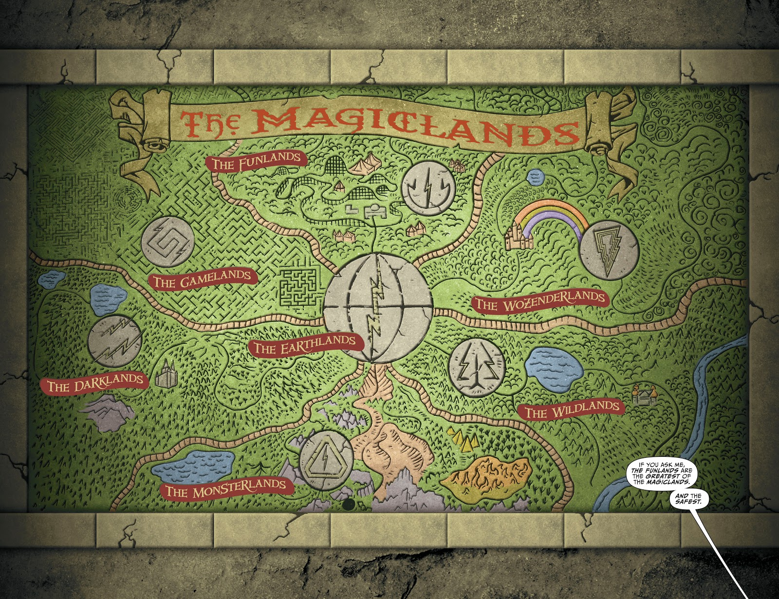 Magiclands