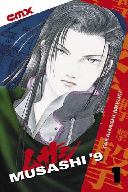 Musashi Number Nine Vol 1 1