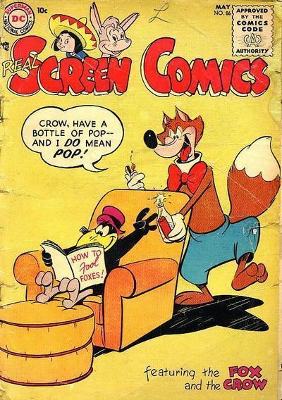 Real Screen Comics Vol 1 86