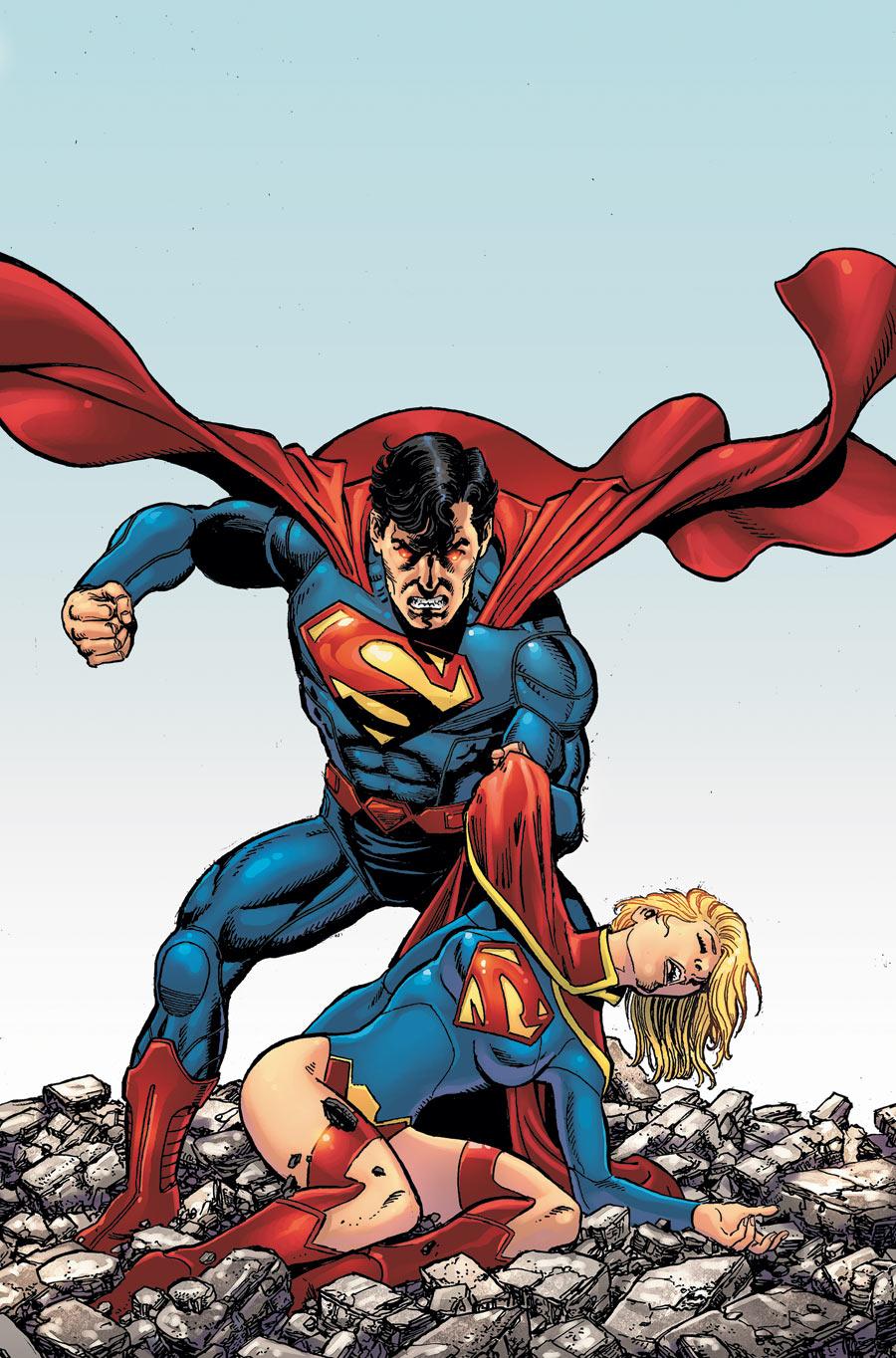 Superman Vol 3 6 Textless.jpg