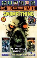 Swamp Thing Giant Vol 1 1