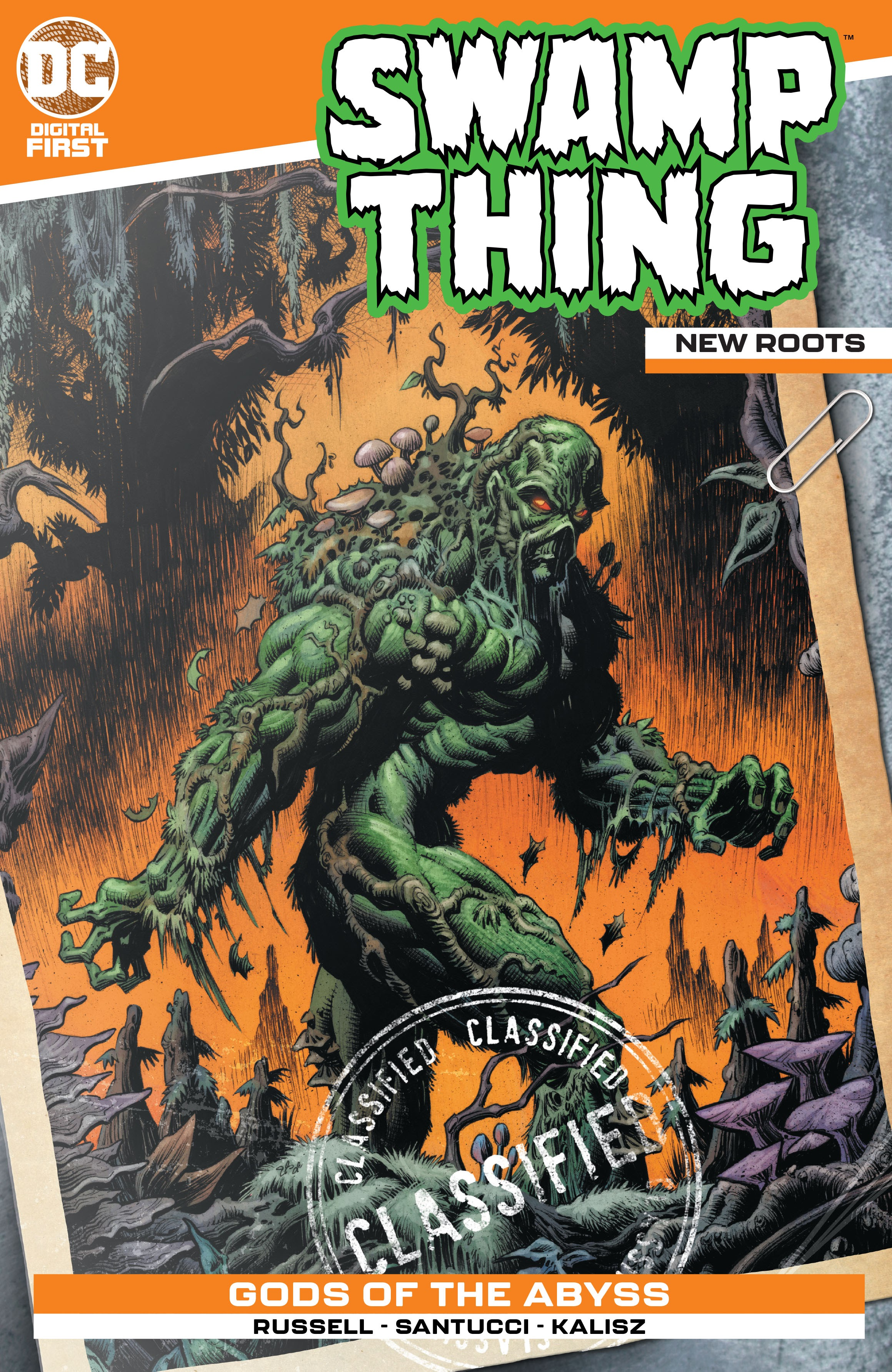Swamp Thing: New Roots Vol 1 3 (Digital)