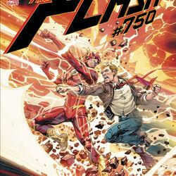 The Flash Vol 1 750