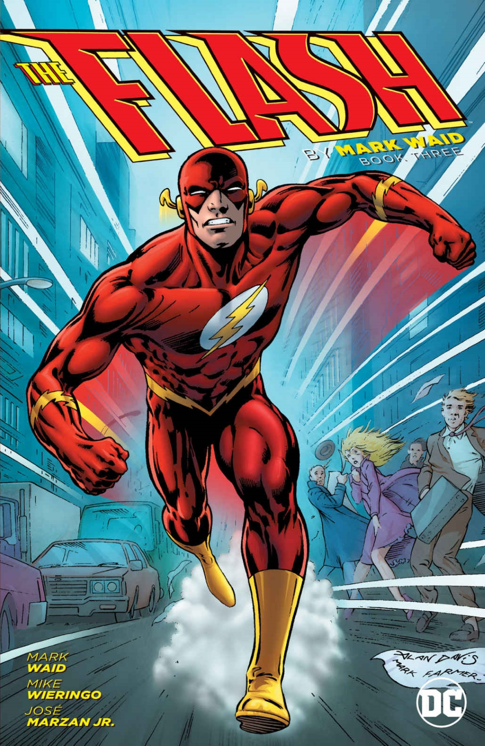 The Flash by Mark Waid: Book Three (Collected)