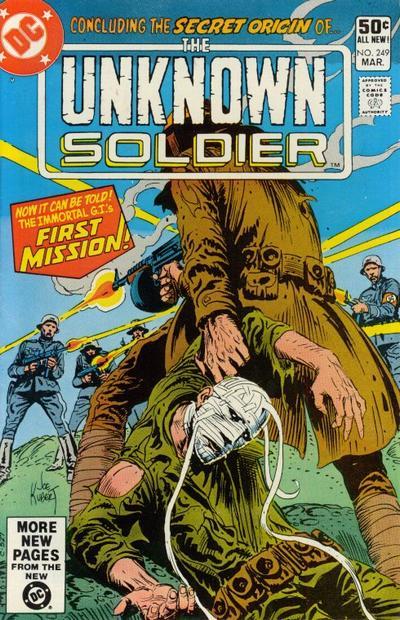 Unknown Soldier Vol 1 249
