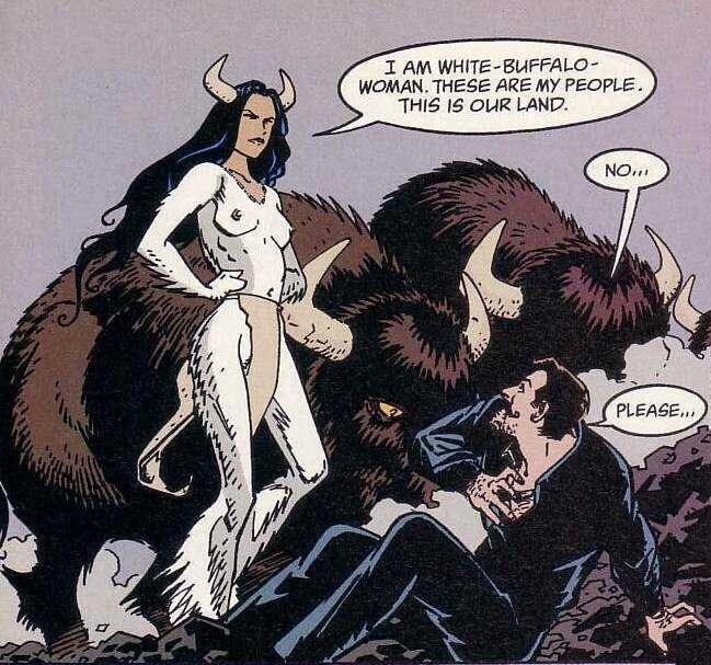 White-Buffalo-Woman (Ghostdancing)
