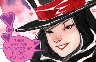 Zatanna Zatara (Lil Gotham)