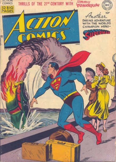 Action Comics Vol 1 145