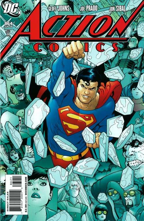 Action Comics Vol 1 864