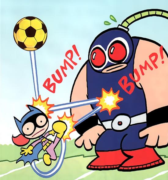 Bane (Tiny Titans)