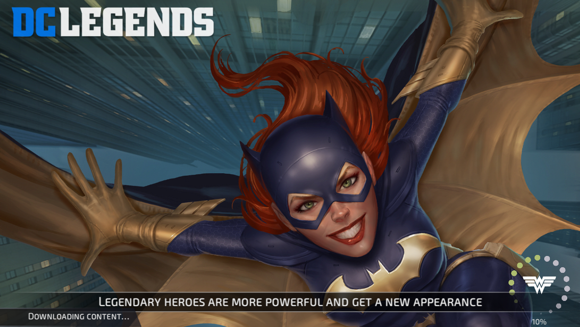 Barbara Gordon (DC Legends)