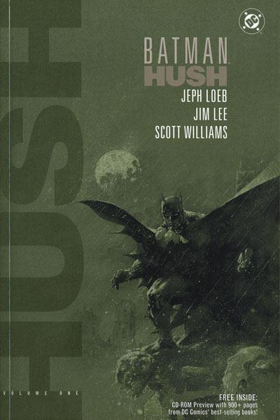 Batman: Hush Vol 1 (Collected)