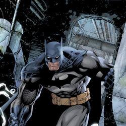 Bruce Wayne (New Earth)