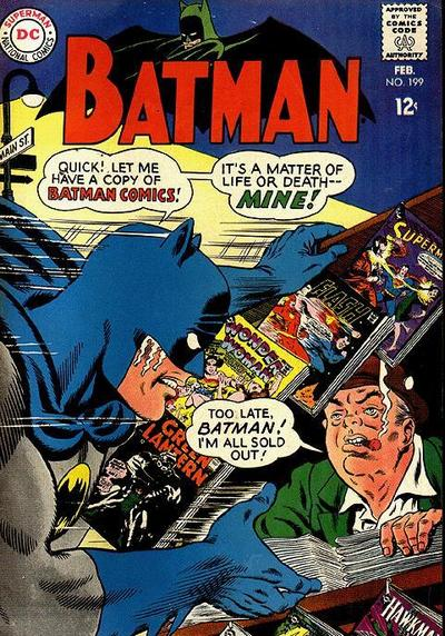 Batman Vol 1 199