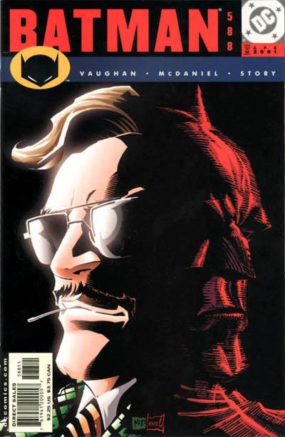 Batman Vol 1 588