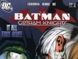 Batman: Gotham Knights Vol 1 74