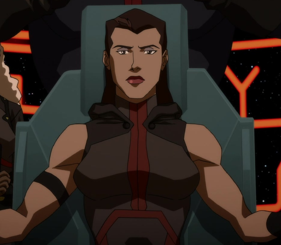Cassandra Savage (Earth-16)