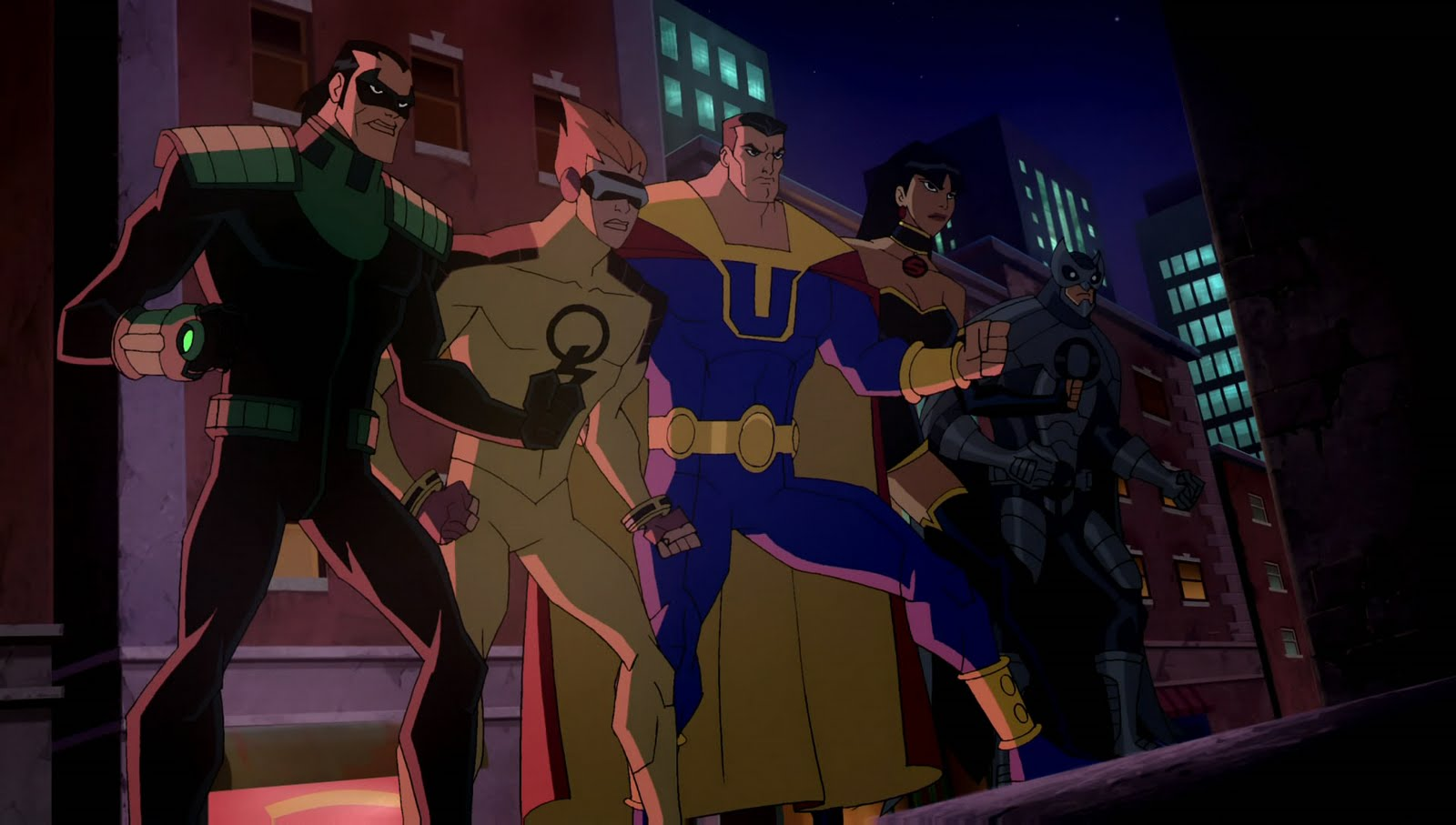 Crime Syndicate (Crisis on Two Earths: Crime Syndicate Earth)/Gallery