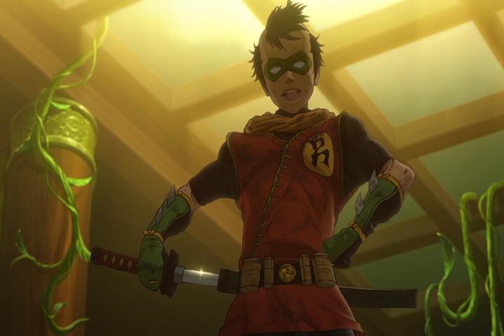 Damian Wayne (Batman Ninja)