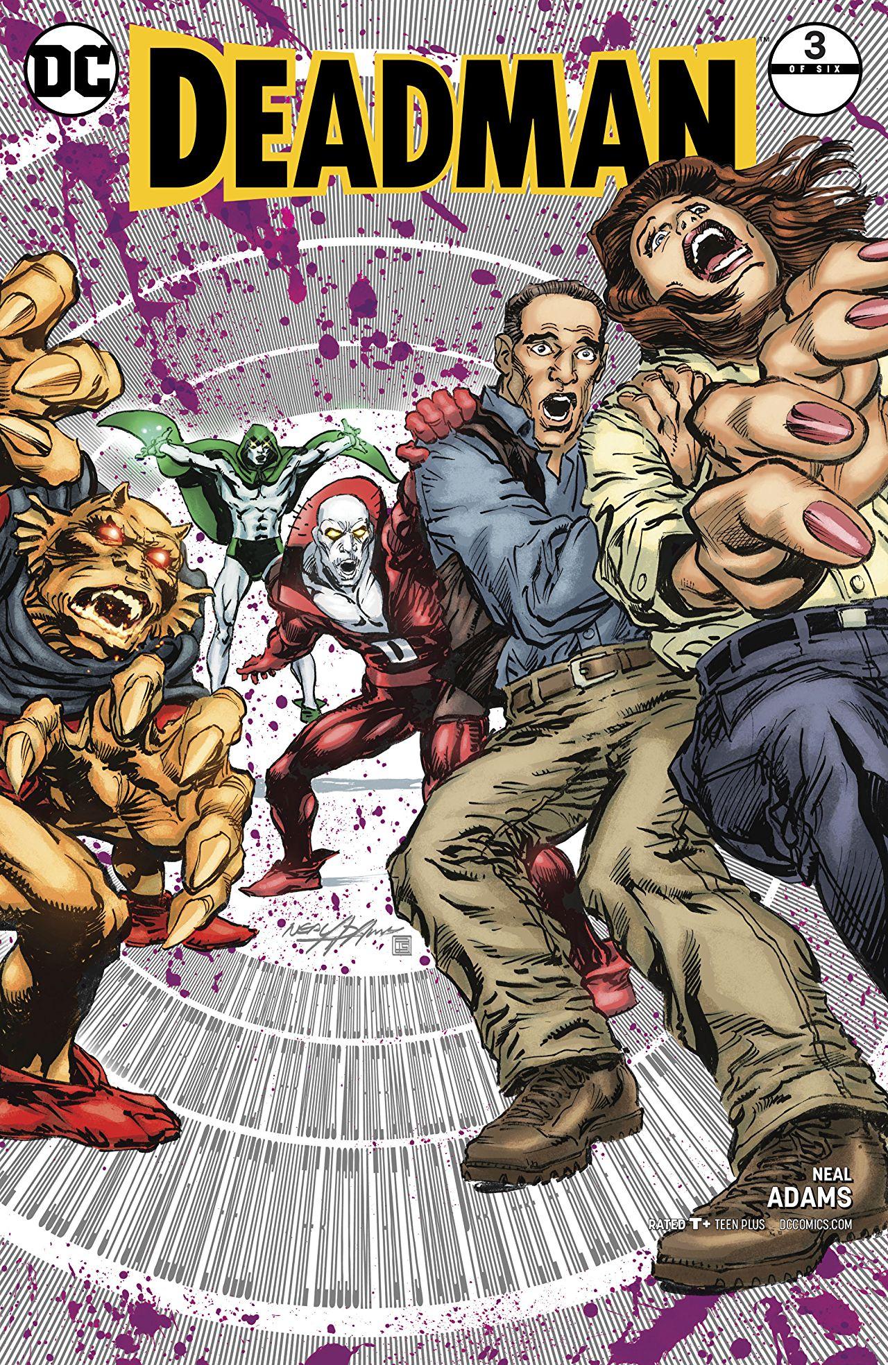 Deadman Vol 5 3