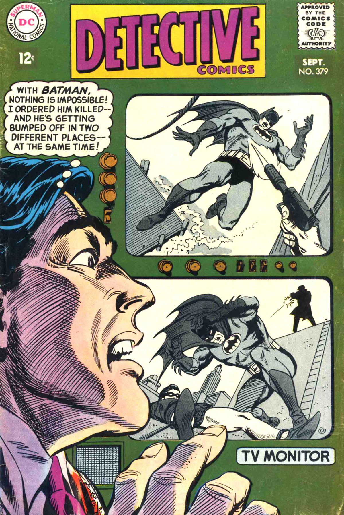 Detective Comics Vol 1 379