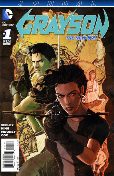 Grayson Annual Vol 1 1