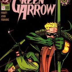 Green Arrow Vol 2 0