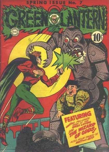 Green Lantern Vol 1 7