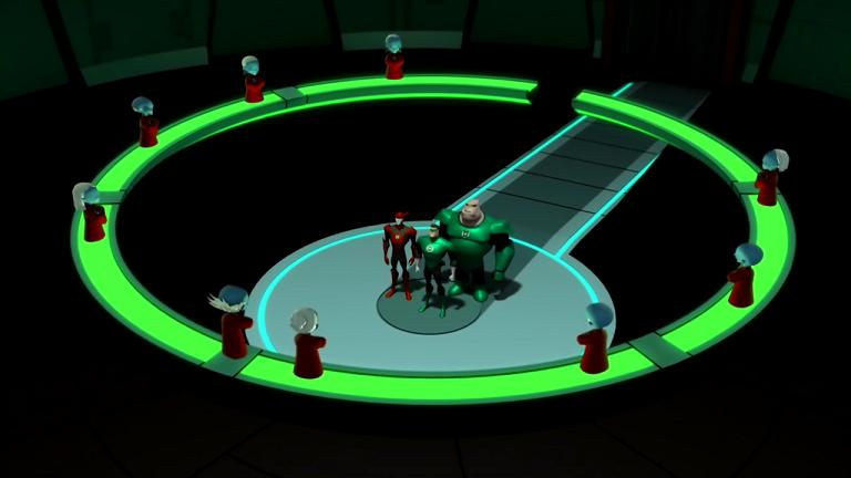 Guardians of the Universe (Green Lantern Animated Series)