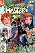 House of Mystery v.1 309
