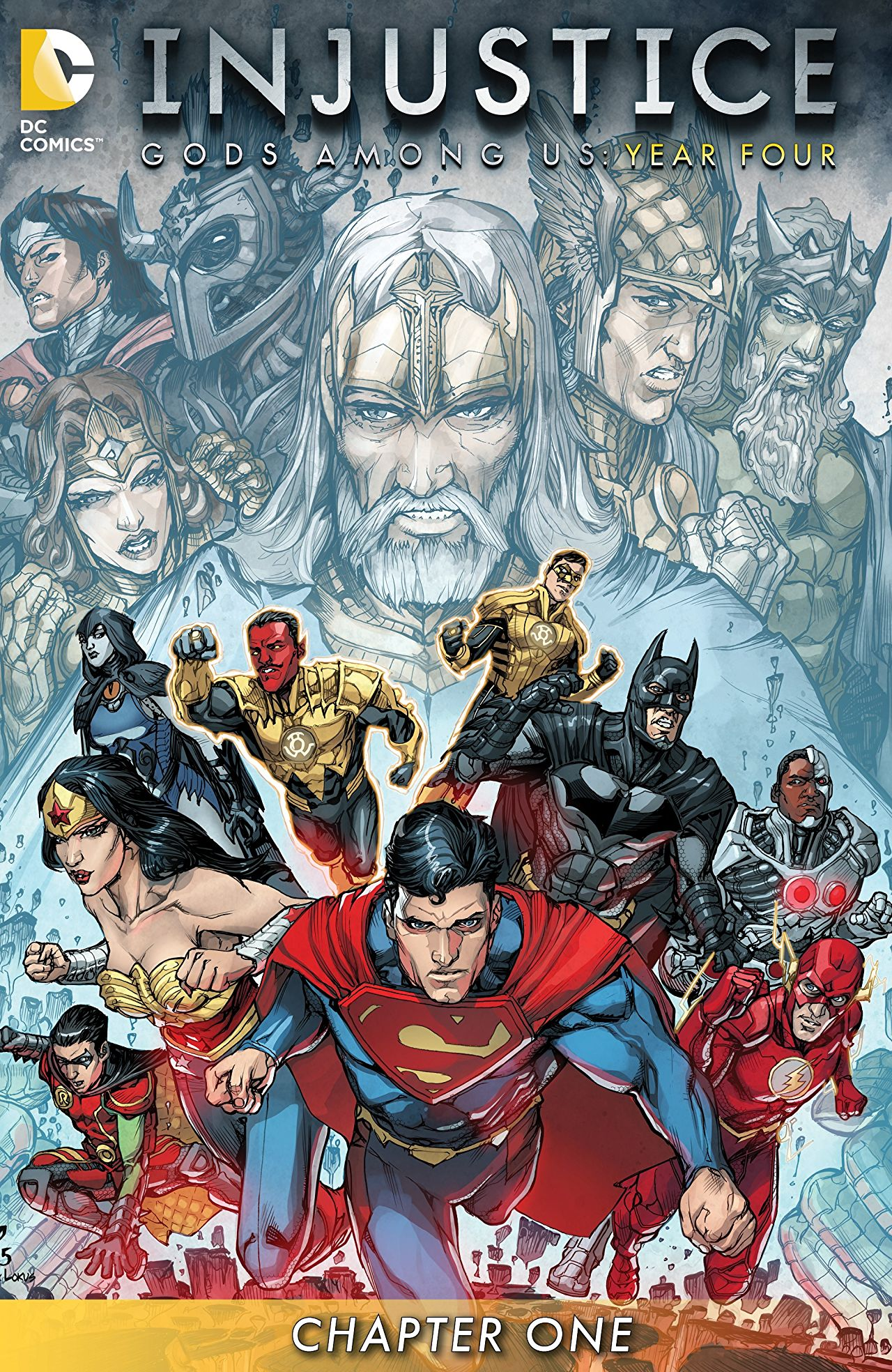 Injustice: Gods Among Us: Year Four Vol 1 1 (Digital)