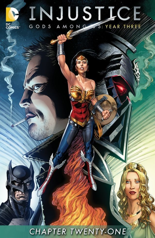 Injustice: Gods Among Us: Year Three Vol 1 21 (Digital)